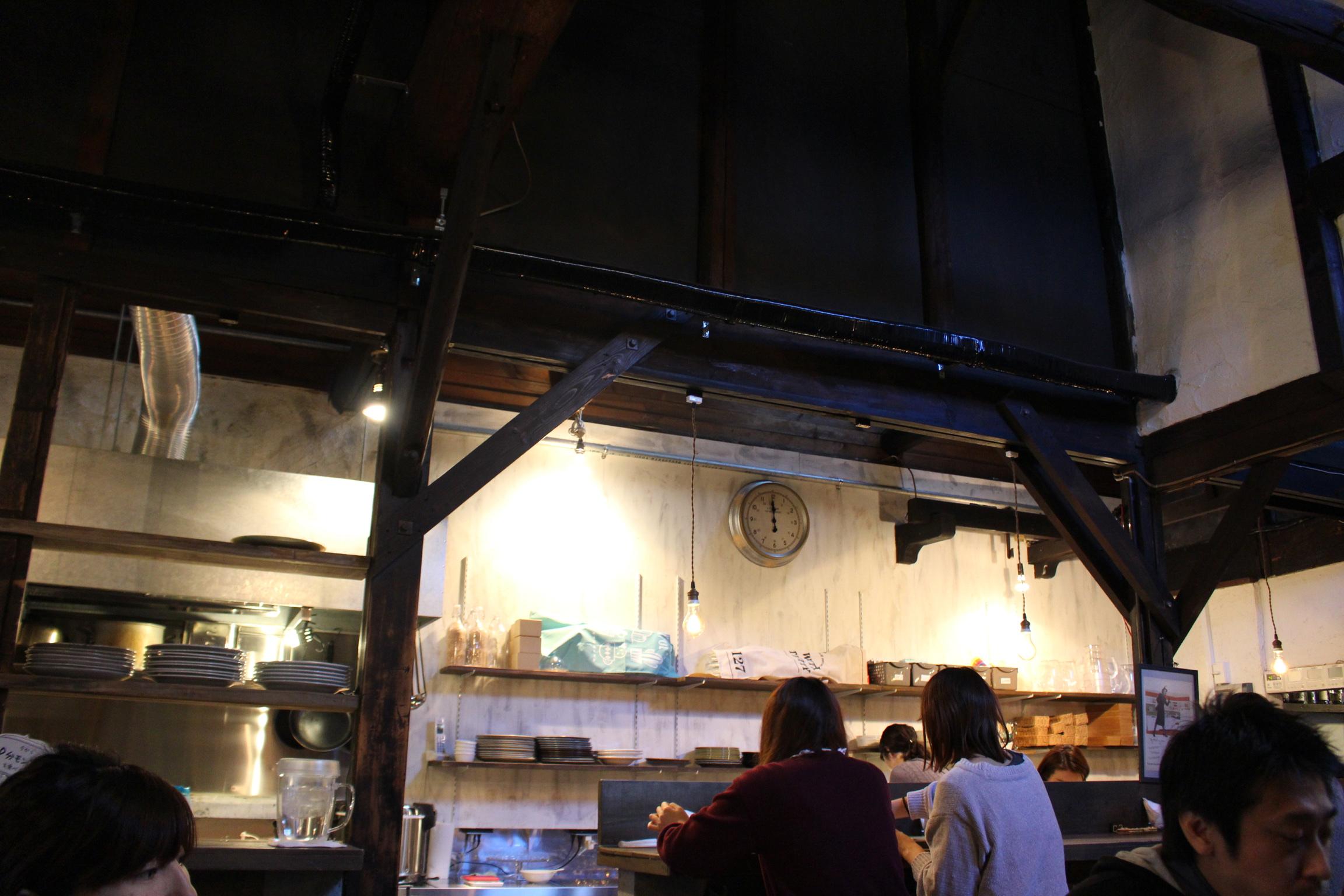 KYOTO KEIZOの店内